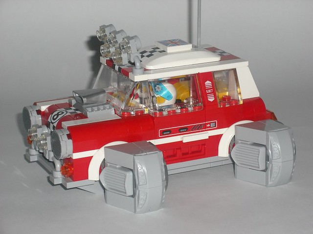 Mini Cooper S(pace)
