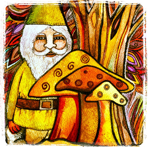 Gnome by megan_n_smith_99