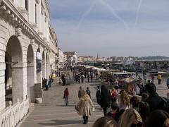 Venetian water front