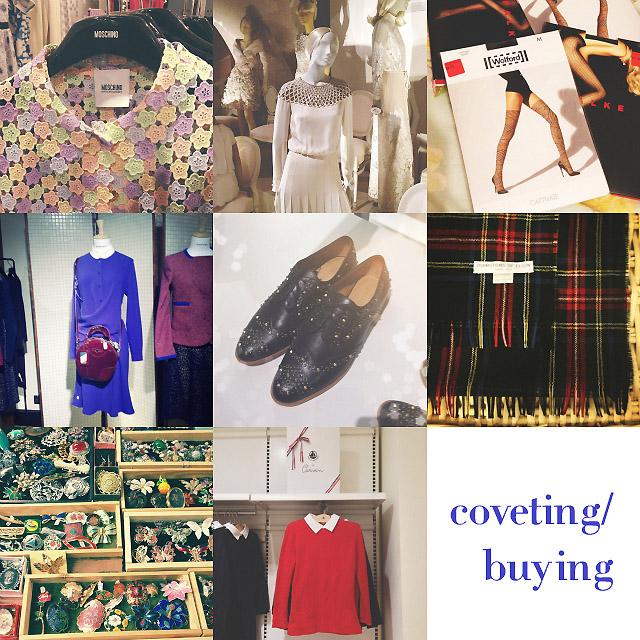 shopping  fashion blog instagram post
