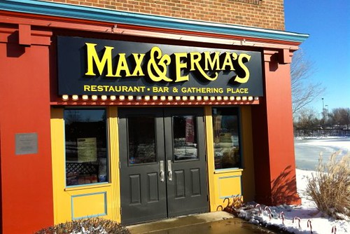 Day 5 Max & Erma's