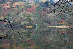 Boathouse at Rydal Water, Lake District