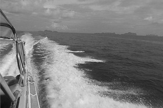 Phi Phi Islands - Back to Phuket