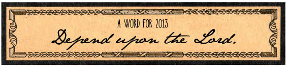 A-Word-for-2013