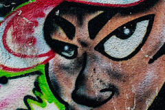 1/365 Graffiti face