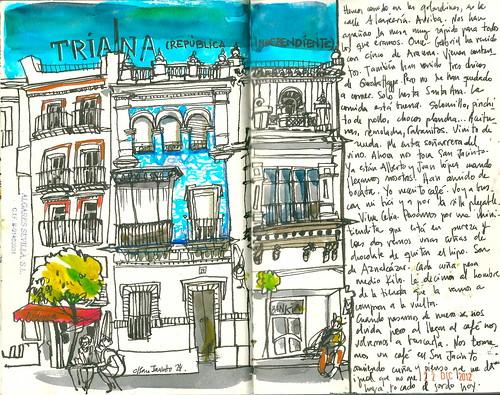 Sevilla. Calle San Jacinto