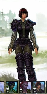 Alessa the Human Warrior