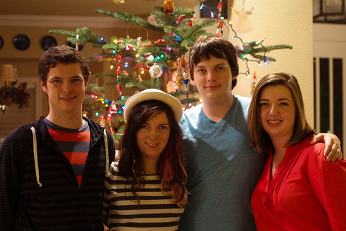 Christmas 2012 - Family Photo