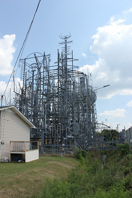 Billy Tripp's Mindfield, Brownsville TN