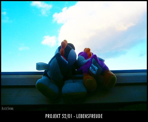 Projekt 52/01 - Lebensfreude