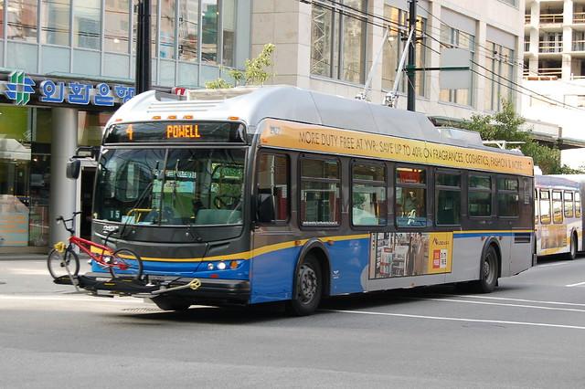 Translink bus vancouver-4008