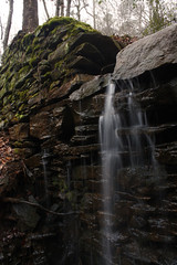 Tiny Fall at Sope Creek IV
