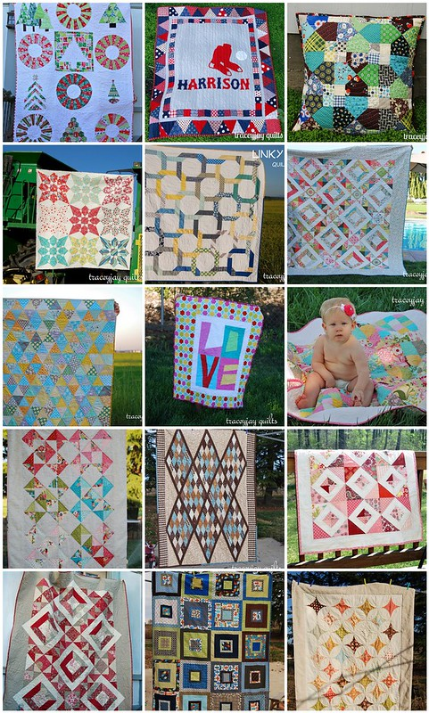2012 Finished quilts
