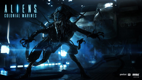 Aliens: Colonial Marines - Alien Queen Wallpaper - 1920x1080