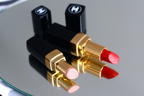 Chanel Rouge Coco & Shine