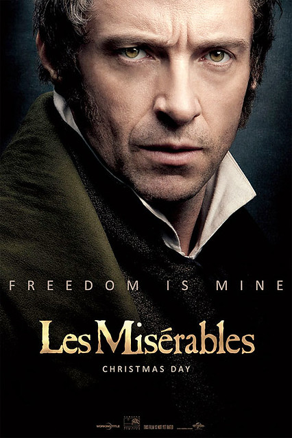 Los miserables cartel