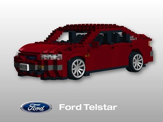 Ford Telstar Mk III (AX - 1991)