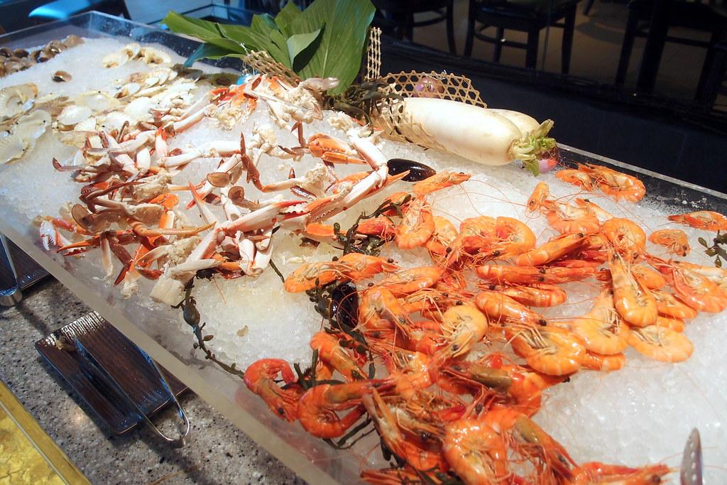 1 Market's Cold Seafood Range