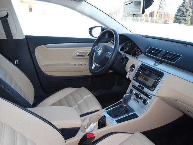 2013 Volkswagen CC Sport 5