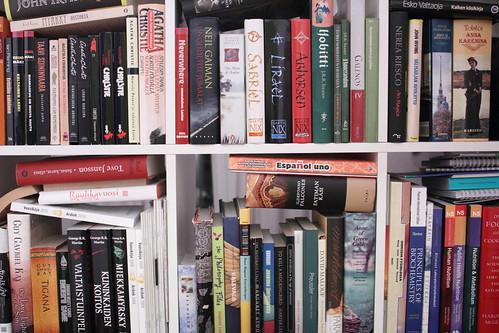 My Sister's Bookshelf