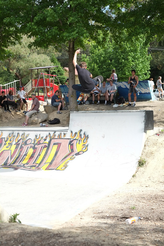 Paul Battlay fs air