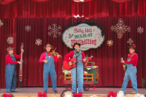 Billy Hill and the Christmas Hill Billies