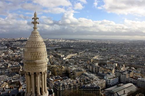 Sacre-Cœur Basilica, Paris, France