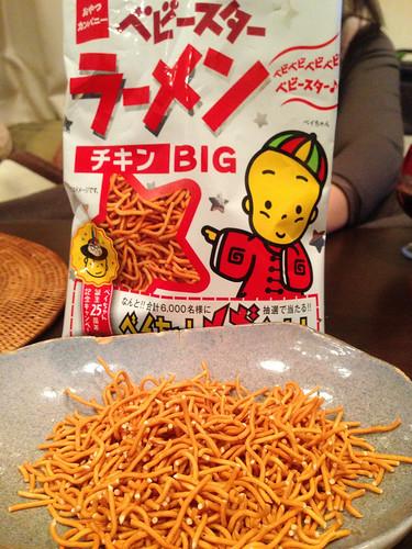 時々食べたくなる不健康食品ベビースターラーメン - 無料写真検索fotoq