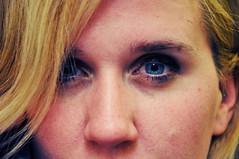 nose, freckle, face, model, skin, girl, head, hair, eyelash, cheek, eyelash extensions, brown hair, close-up, blond, eyebrow, forehead, beauty, eye, organ,