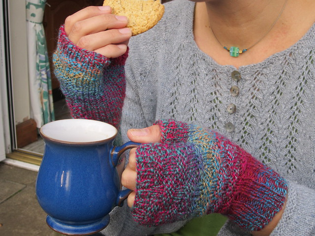 Creel mitts (5)
