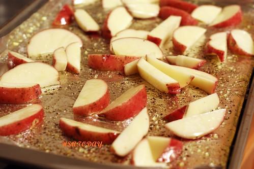 烤薯條 Oven Baked French Fries  10