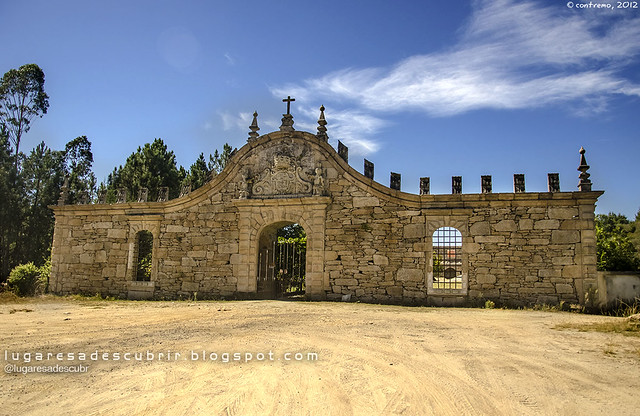 Quinta do Crasto (Monçao, Portugal)