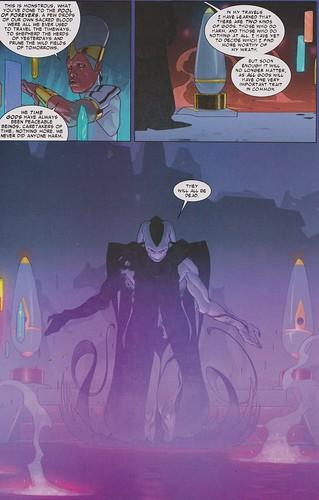 Thor god of thunder #4