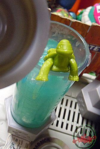 Nickelodeon  TEENAGE MUTANT NINJA TURTLES :: MUTAGEN OOZE xiv (( 2013 ))