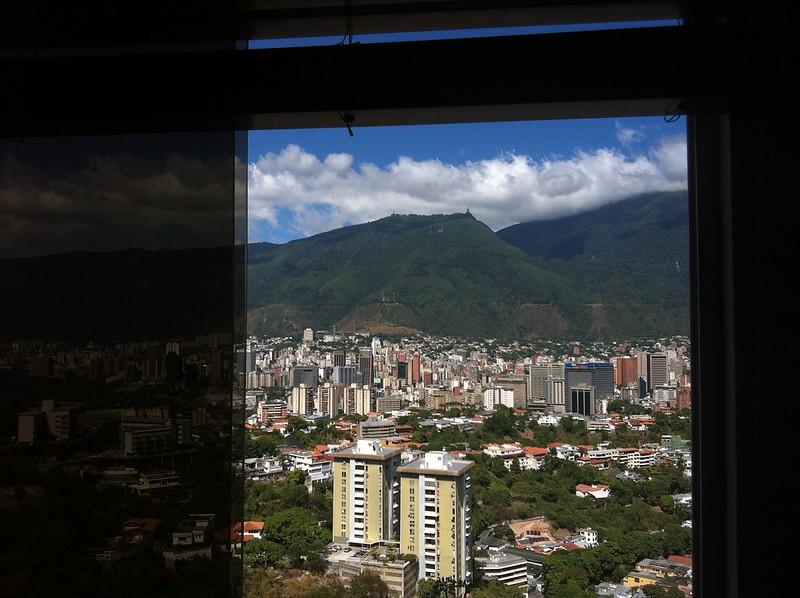 Caracas, Venezuela, fromthewindow.net