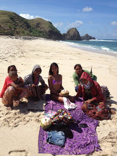 Indonesia Guide Segar Beach