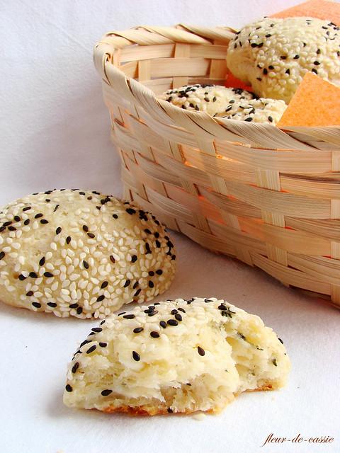 творожно-сырные булочки 2