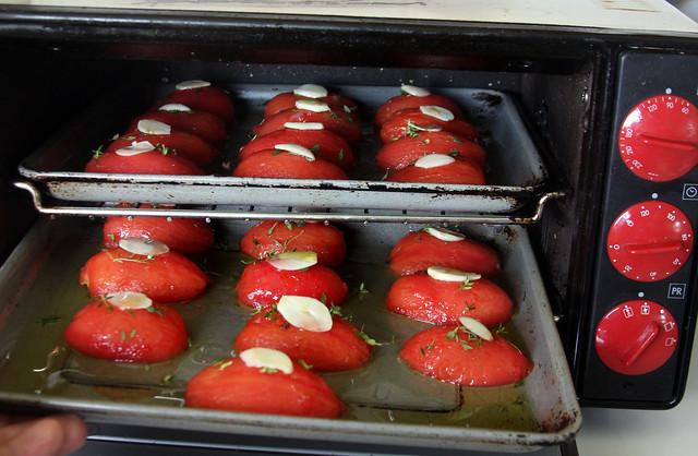 Tomates Confitados 101
