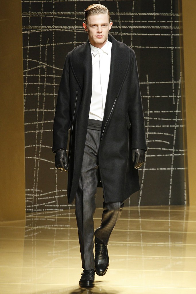 FW13 Milan Ermenegildo Zegna032_Lenz Von Johnston(VOGUE)