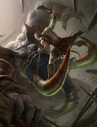 God of war ascension a closer look at the single player campaign share this post voltagebd