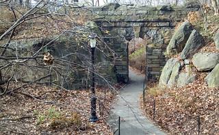 Bridge and Archway
