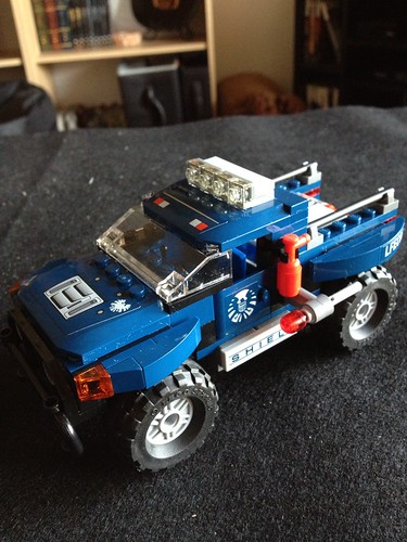 I made a truck!