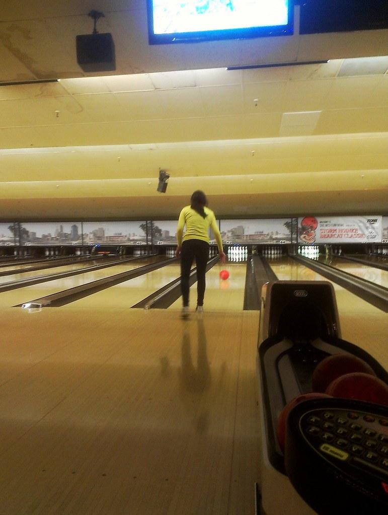 Strike Spare Western Bowl