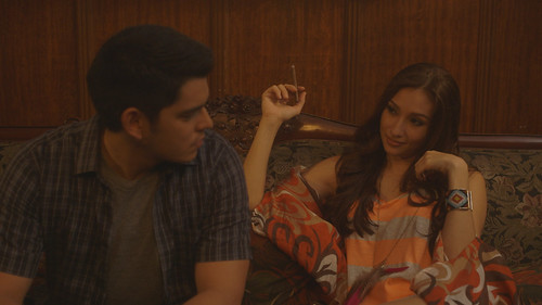 Richard Gutierrez and Solenn Heussaff