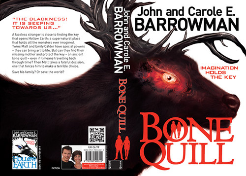 John and Carole E Barrowman, Bone Quill