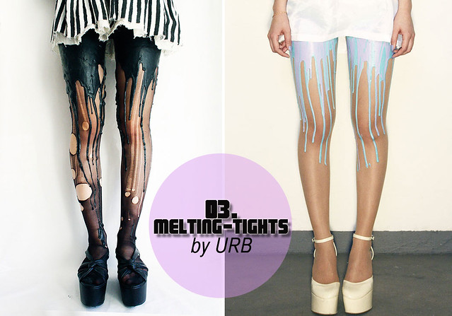 Melting Tights by URB