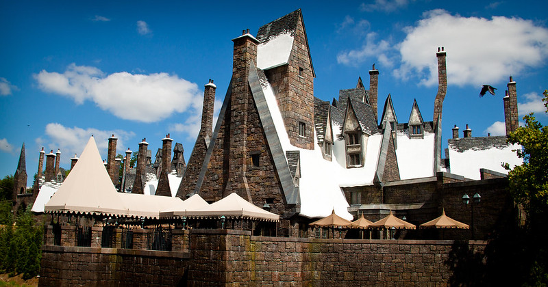 The Village of Hogsmeade