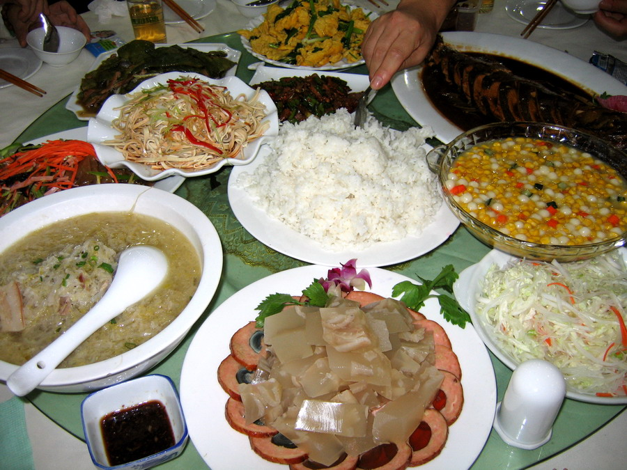 Huanren - Lunch1