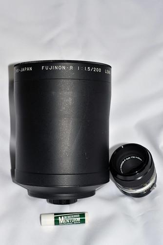 FUJINON-R 1:1.5/200
