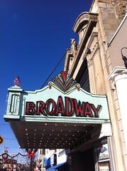 Broadway Theater in Pitman